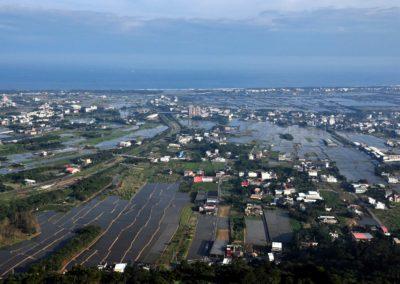 Údolí Lanyang a pobřeží Pacifiku na východě Taiwanu