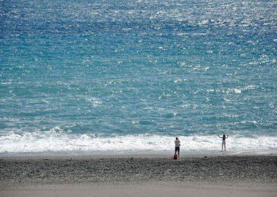 Pláž Taimali na Tchaj-wanua