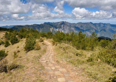 Stezka na nejvyšší horu Taiwanu, Yushan