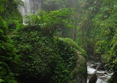 Vodopád Youmeikeng na východě Taiwanu