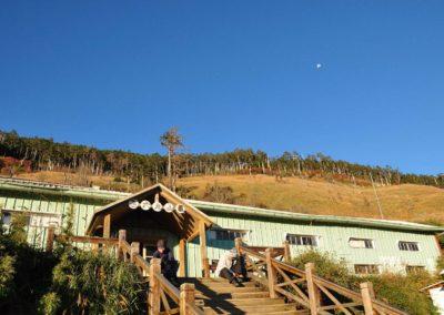 Horská chata 369 Cabin v NP Sheipa