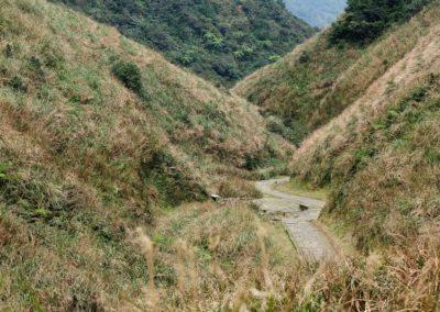 Historická stezka Caoling na severu Taiwanu