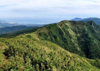 Historická stezka Caoling na ostrově Taiwan