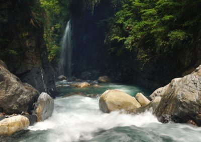 Vodopád na Taiwanu