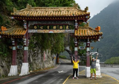 Brána do národního parku Taroko