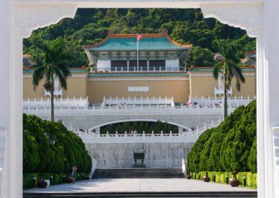 Národní palácové muzeum s největší sbírkou čínského umění na světě