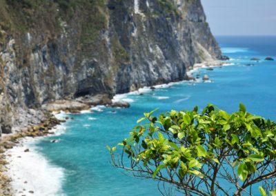Nejvyšší útesy v Asii, Qingshui