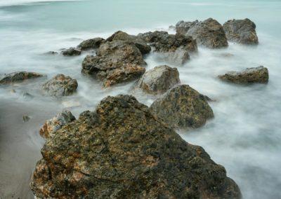 Divoké pobřeží východního Taiwanu