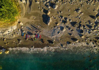 Seakayaking podél východního pobřeží Taiwanu