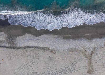 Nádherné pláže ostrova Tchaj-wan