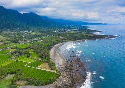 Nejlepší pláže východního Taiwanu