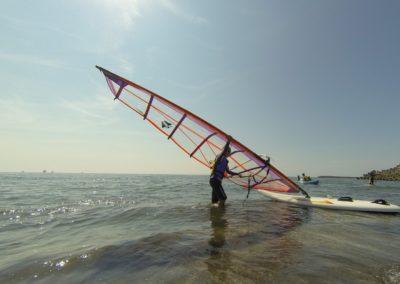 Windsurfing na ostrovech Penghu